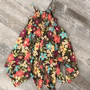 Gymboree Ruffle Scarf Dress 5T
